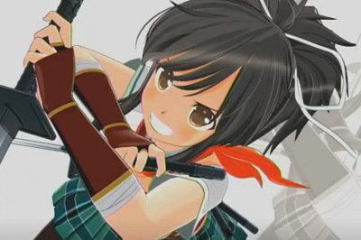 PS4「閃乱カグラ 7EVEN -少女達の幸福-」が2018年秋に発売決定きたあぁぁぁっ!!