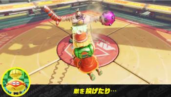 """【ARMS】体験会やってみて思ったけど、このゲーム""""投げ""""が強すぎじゃね?"""