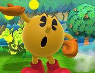 「大乱闘スマッシュブラザーズ 3DS/Wii U」 ドンキーコング/パックマンの必殺技発動シーン!