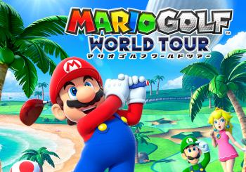 「マリオゴルフ ワールドツアー」 公式サイトオープン!多彩なコース&アイテムで