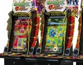 人気のスマホゲー「モンスト」がアーケードゲームに! 「モンスターストライク MULTI BURST」発表、ロケテ開催決定!