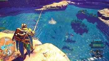PS4「モンスターハンターワールド」 1時間超えの開発者向けウォークスループレイムービーで色々わかったぞ!!