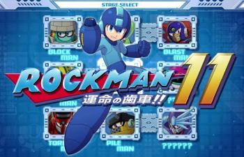 「ロックマン11 運命の歯車!!」限定版特典 ステージ楽曲アレンジバージョン紹介映像が公開!