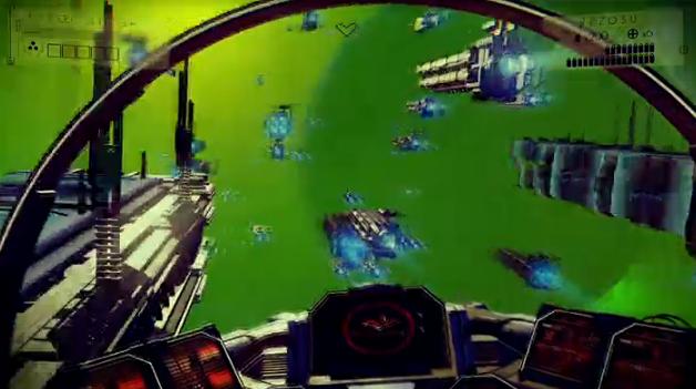 惑星間航行、無限の世界! PS4向けSF新作「NO MANS SKY」 発表! E3ソニーカンファレンス