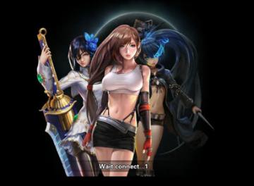 中国産のパクリRPG PSO2もどきのゲームに綾波レイ、ティファ(FF7)、セイバー等が出演