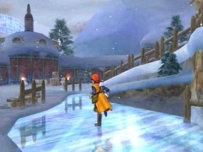 雪の降る街が序盤にでてくるゲーム存在しない説