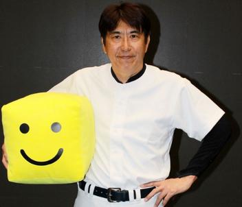 【衝撃】石橋貴明、プロスピAに登場 野球選手以外で初