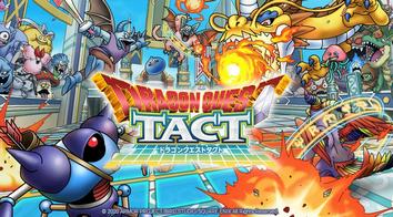 ドラクエのタクティカルRPG「ドラゴンクエストタクト」世界最速Vジャン実機プレイ動画が公開!