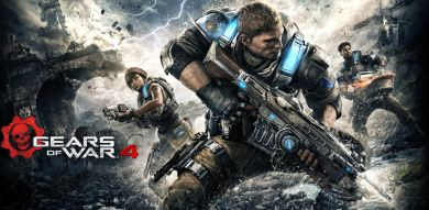 Gears of War 4 それなりに高評価