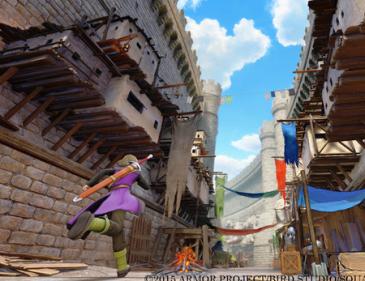 PS4/3DS「ドラゴンクエスト11」 最新スクリーンショットが公開!うおおおおおぉぉぉっ!!