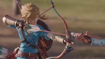 弓が無限に撃てるゲームwwww