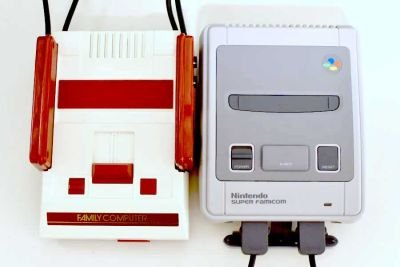 正直「ファミコン→スーパーファミコン」の進化が一番すごかったよな