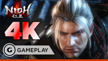 PS4「仁王」 PS4 Pro 4Kプレイムービーが公開!