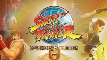 「ストリートファイター」シリーズ30周年タイトル『Street Fighter 30th Anniversary Collection』が発表!PS4/Switch/Xbox/PC向けに5月発売!!