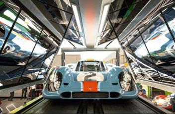山内氏「グランツーリスモ7は光源処理はパストレーシング。そして1や4のようなフルボリュームに」