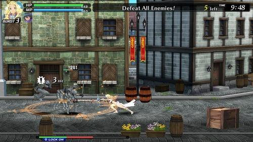 Switch版「コード・オブ・プリンセス EX」発表!ベルトスクロール型2DアクションRPG傑作、紹介トレーラー公開!!