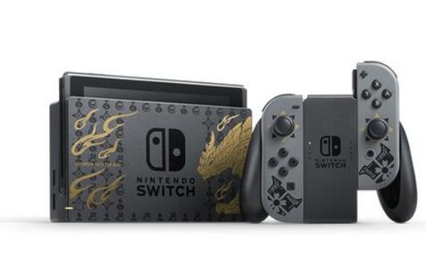 【朗報】Switch 「モンスターハンターライズ スペシャルエディション」登場!特別デザインのProコントローラーも
