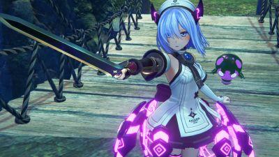 PS4「デス エンド リクエスト」 実況プレイ動画第8弾が公開!