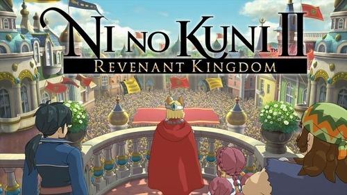 PS4「二ノ国2 レヴァナントキングダム」 発売日が11月10日に決定!!