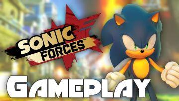 シリーズ新作『Project Sonic 2017』の正式タイトルが『SONIC FORCES』に決定 PS4/Switch向けに発売、PV公開!『ソニックマニア』は発売延期に