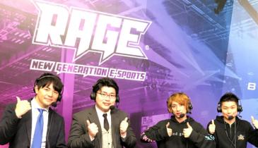 日本のeスポーツの実況「○○していくぅー!!(甲高い声)」「○○したぁーー!(甲高い声)」