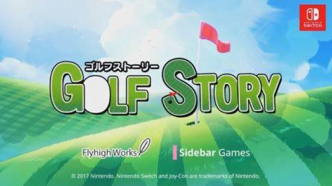 【朗報】e-shopダウンロードランキングはカービィ、マイクラを抑えて「ゴルフストーリー」が1位に!フライハイワークス報われるwww!!