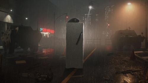 【画像】「バイオハザードRE2」エクストラゲーム『The 4th/豆腐 Survivor』の情報解禁! 「豆腐はリアルさを究める」