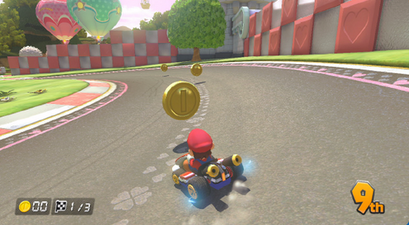 【マリオカート8DX】 コインを集める意味、効率の良い集め方
