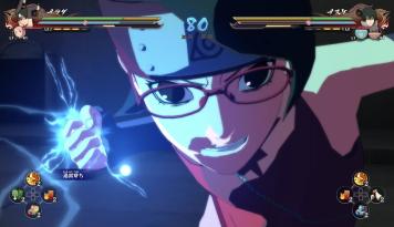 PS4「ナルティメットストーム4 ROAD TO BORUTO」 究極にして最後のストーム!プレイ動画『うちはサラダ』篇が公開!!