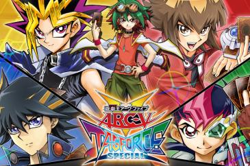 PSP「遊戯王 アーク・ファイブ タッグフォーススペシャル」 が配信開始!Vitaでも遊べるぞ!!