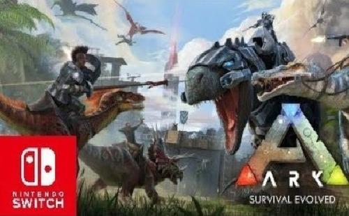 【朗報】恐竜サバイバル Switch版「Ark」が11/30全世界同時発売決定きたあぁぁぁっ!!