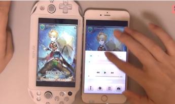 iPhone6 vs PSvita ゲーム機完全終了のお知らせ!? 比較動画作ったのまたこの人かよ・・・