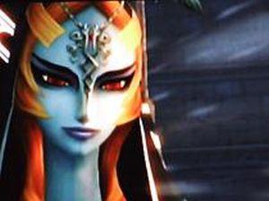 WiiU「ゼルダ無双」 DLC第2弾で『真のミドナ』が参戦決定!ミドナの武器『影の鏡』が凄いことになっているらしい