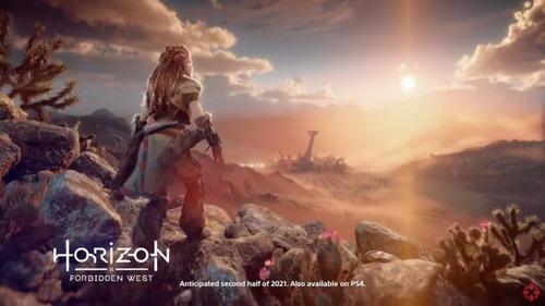 【速報】SIE「ホライゾン2は2021年後半発売見込み。PS4版も出します」