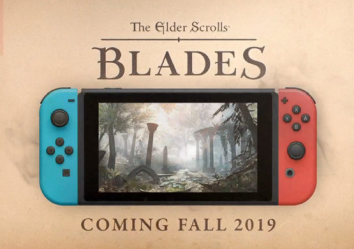 【朗報】 Switch「The Elder Scrolls: Blade」が2019年秋に基本プレイ無料で配信決定!!