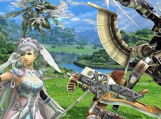 「大乱闘スマッシュブラザーズ」 Wii U版にはゼノブレイド系のフィギュアがいっぱい!!