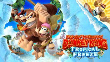 Switch「ドンキーコング トロピカルフリーズ」5/3、明日発売!ゲームに登場するコングたちを紹介する『Meet the Kongs』トレーラーが公開!