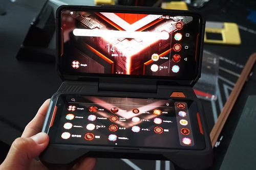【衝撃】ASUS(エイスース)ハイスペック過ぎるゲーミングスマホ「ROG Phone」を正式発表、19万9500円