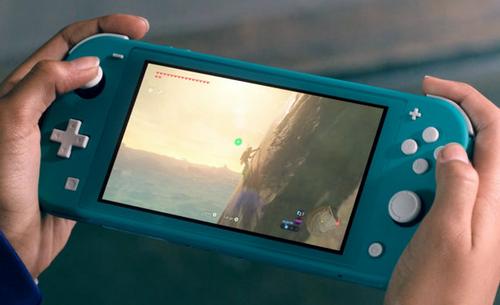 「Nintendo Switch Lite」 本日より予約開始!早くもアマラン1~3位 3カラーで占拠、一番人気色は?