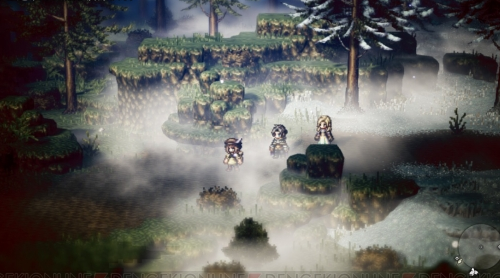 電撃「オクトパストラベラーで古きよき往年のスクウェアRPGが帰ってきた」
