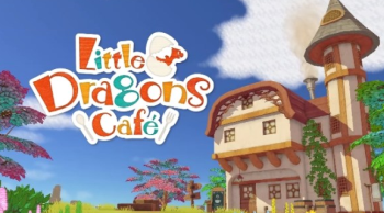 Switch/PS4「リトルドラゴンズカフェ」ドラゴンとカフェを経営する和田康宏氏(牧場物語)の新作アクションADVが発表!