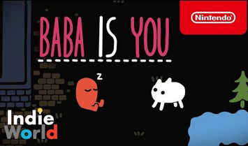 「Baba is you」とかいうガチ天才が作ったゲームwwww