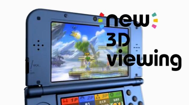(速報) 新型 「Newニンテンドー3DS」「Newニンテンドー3DS LL」10月11日発売決定!! ボタン上に新Cスティック搭載! microSD対応、3Dブレ防止、NFC内臓、きせかえ対応!