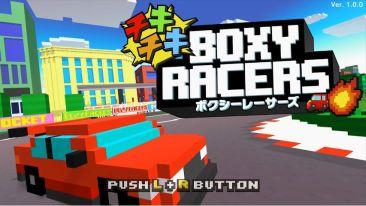Switch「チキチキ BOXY RACERS」みんなで楽しめるパーティーレースゲーが本日配信、価格は980円!
