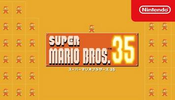 【朗報】SUPER MARIO BROS. 35配信開始!WebCMも公開