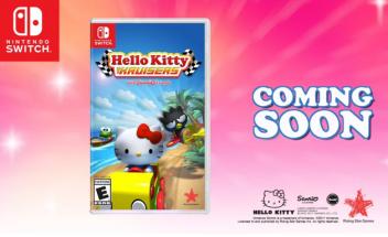 Switch「Hello Kitty Kruisers」 スイッチにキティちゃん、きたあああぁぁぁっ!!