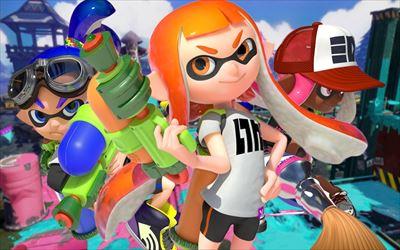 WiiU「スプラトゥーン」 攻略 感想 評価 レビュー ブキ ポイント 進め方