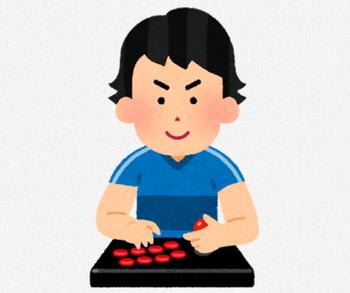 【画像】日本初のプロゲーマー 『ウメハラ』さんについて知っていること