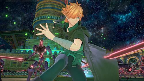 PS4/PSV「Fate/EXTELLA LINK」ロビンフッド参戦決定!WEB番組第1回公開