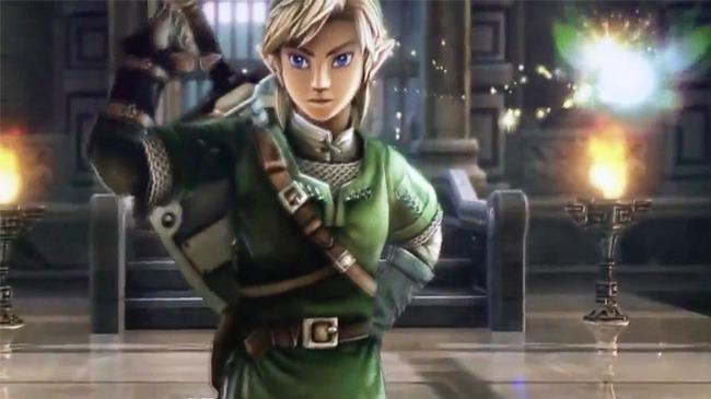 「WiiU新作ゼルダ」これムービーなの?実際のゲーム画面なの?